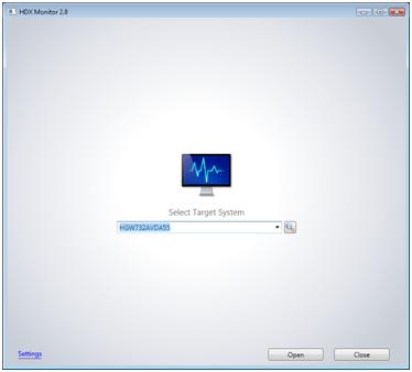 HDX-Select-Target-System