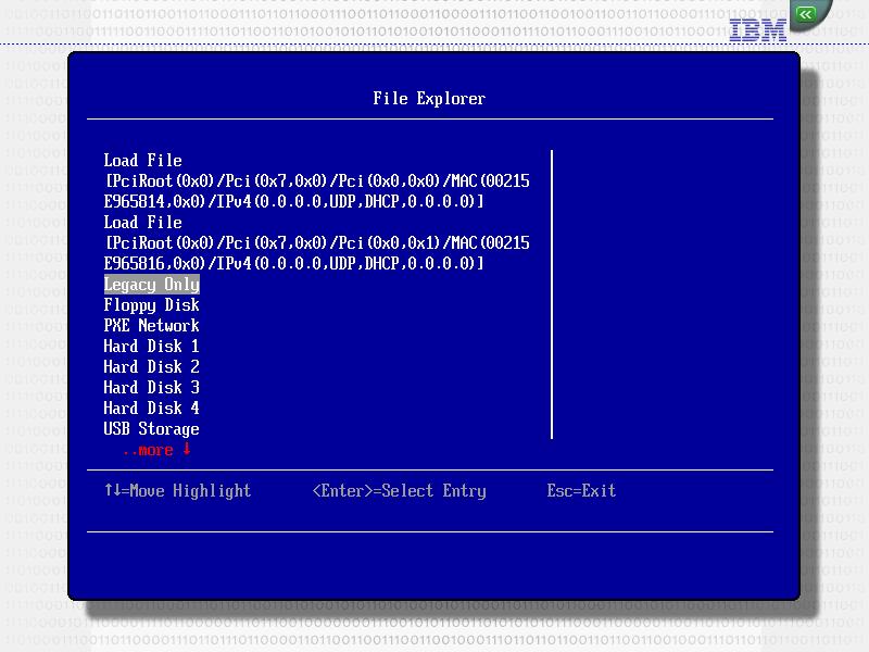 IBM HS22 with Citrix XenServer 6.0