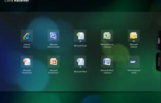 Citrix Receiver for iPad version 5.0