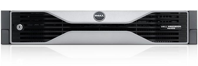Dell Precision r5500 with XenServer