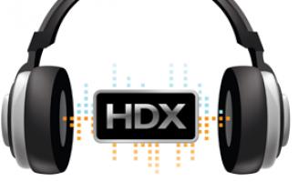HDX 3D