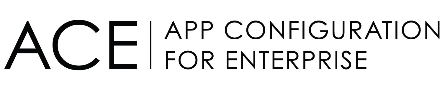 App Configuration for Enterprise
