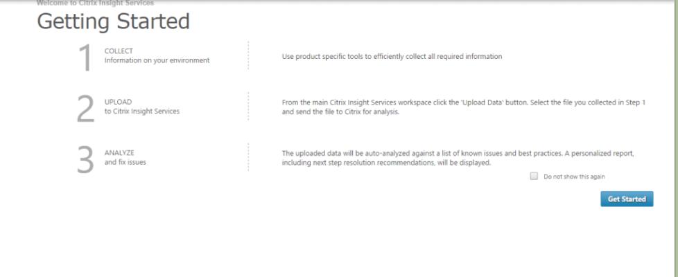 Citrix Insight Services