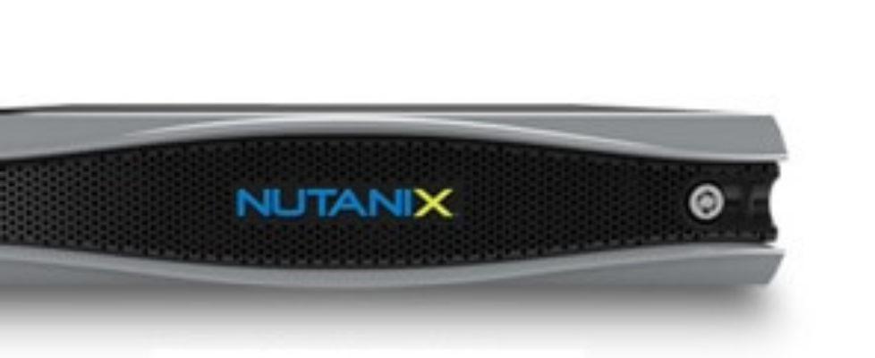 Nutanix Hyperconverged