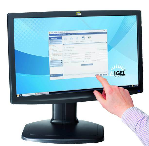 The all new IGEL UD9 Thin Client