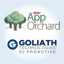 Goliath Technologies is a Member of the Epic App Orchard