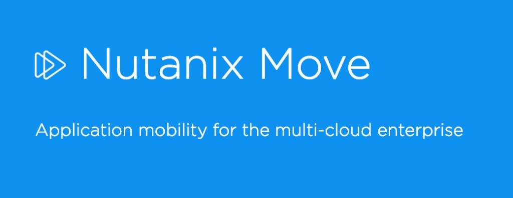 Nutanix Move