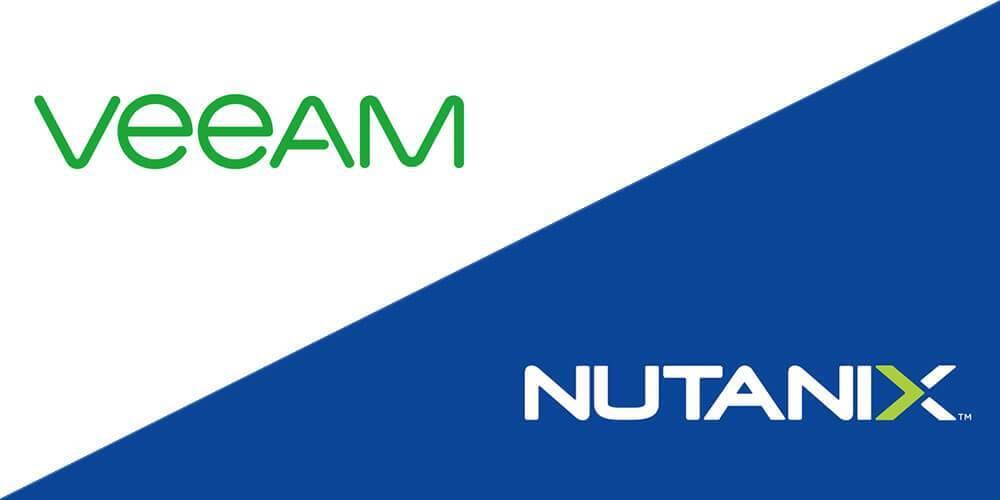 Nutanix Mine with Veeam released