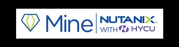 Nutanix Test Drive with Mine for HYCU
