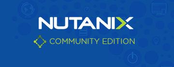 Nutanix Community Edition 5.18
