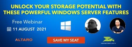 Windows Server Storage